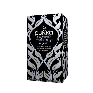 Pukka Herbs Organic Gorgeous Earl Grey Tea
