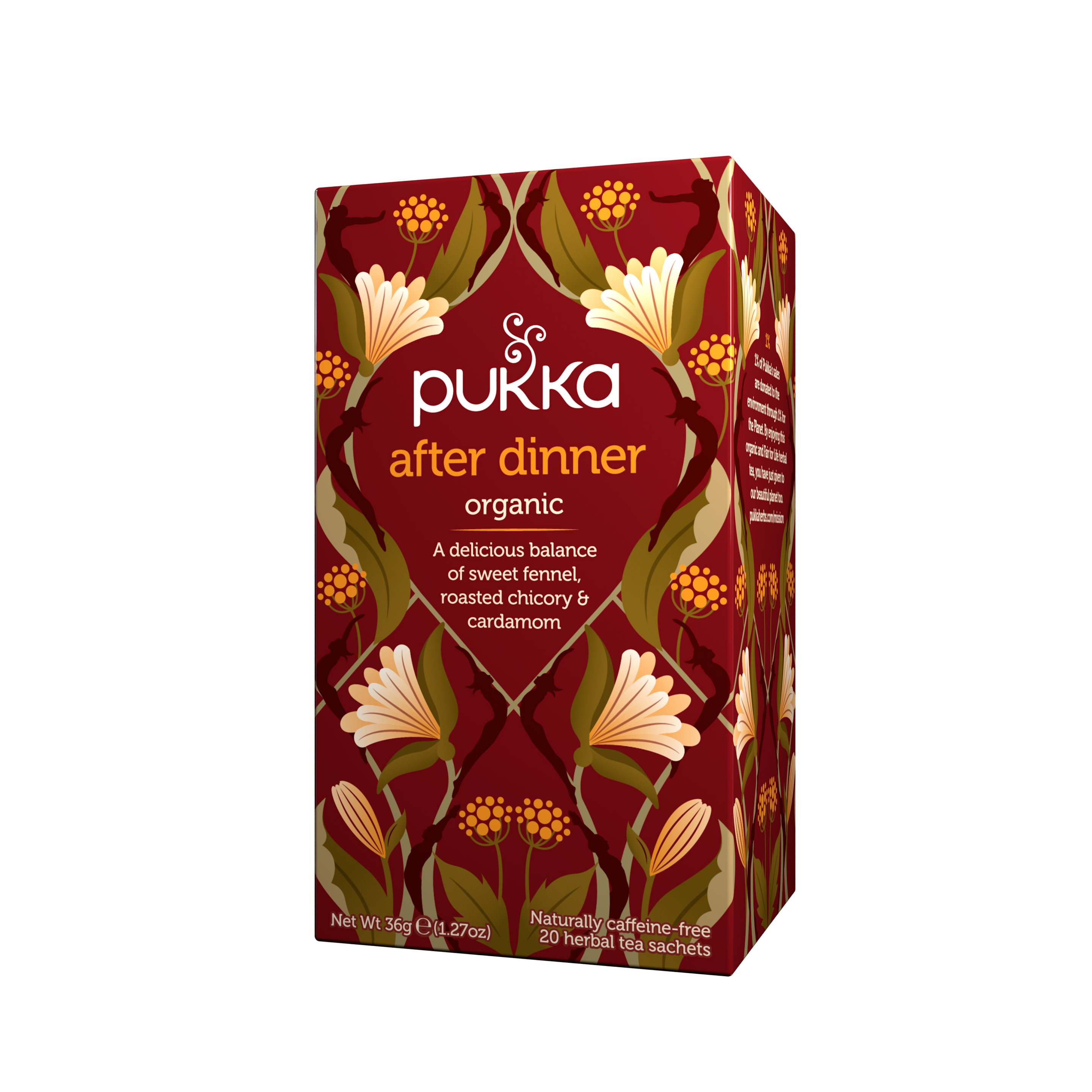 Pukka Herbs Organic After Dinner Tea