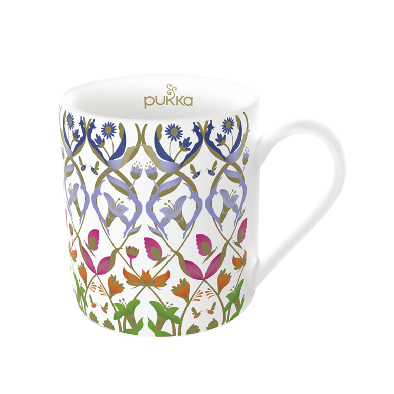 Pukka Herbal Collection Ceramic Mug